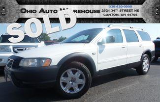 2005 Volvo XC70 AWD Sunoof 3rd Row Cln Carfax We Finance | Canton, Ohio | Ohio Auto Warehouse LLC in  Ohio