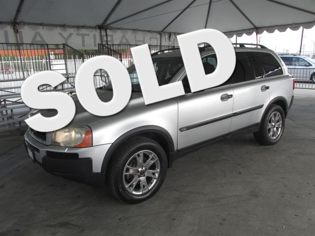 2005 Volvo XC90 This particular Vehicle comes with 3rd Row Seat Please call or e-mail to check av