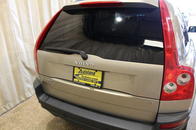 2005 Volvo XC90 AWD Roscoe, Illinois 4