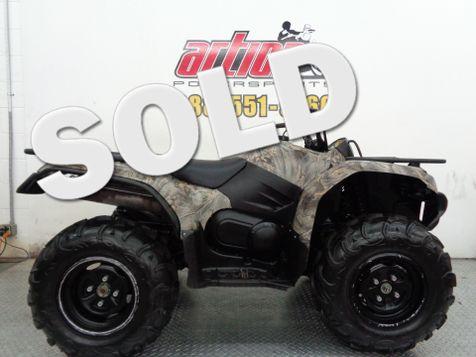2005 Yamaha Kodiak 400  in Tulsa, Oklahoma