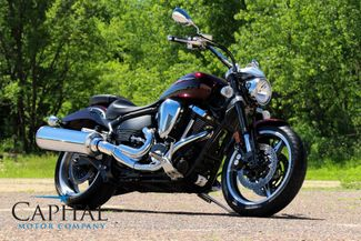 2005 Yamaha Road Star Warrior Power Cruiser with in Eau Claire, Wisconsin