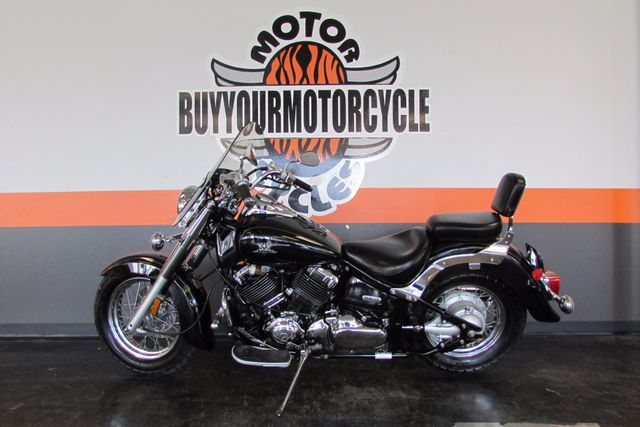 2005 Yamaha V Star Custom Arlington, Texas 30
