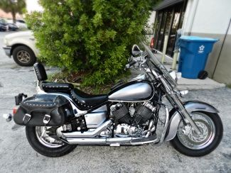 2005 Yamaha V Star 650 vstar 650 XVS65T/C V-Star CUSTOM in Hollywood, Florida