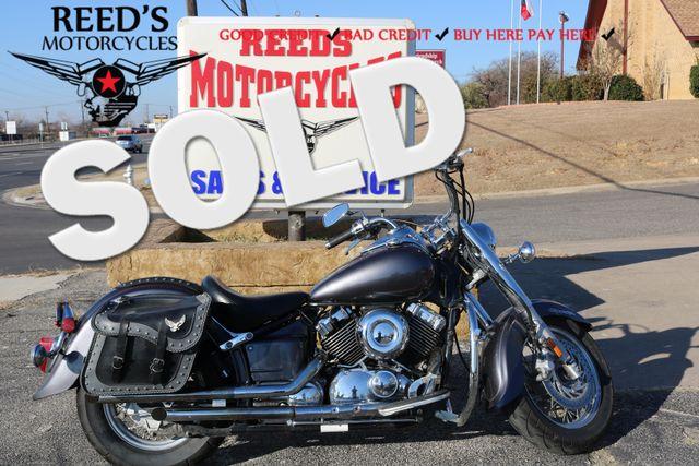 2005 Yamaha V Star Custom | Hurst, Texas | Reed's Motorcycles in Hurst Texas