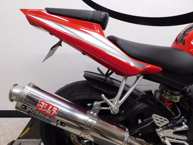 2005 Yamaha YZF-R6  in Eden Prairie, Minnesota