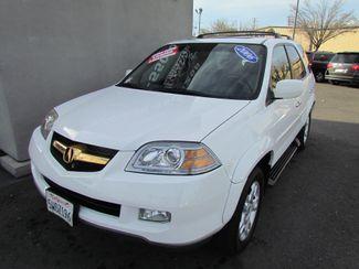 2006 Acura MDX Touring RES w/Navi Camera / DVD Sacramento, CA 1