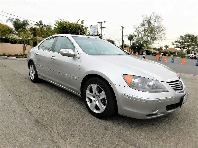 2006 Acura RL wTech Pkg Limited warranty included to assure your worry-free purchase AutoCheck r