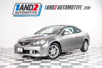 2006 Acura RSX Coupe with 5-speed AT in Dallas TX