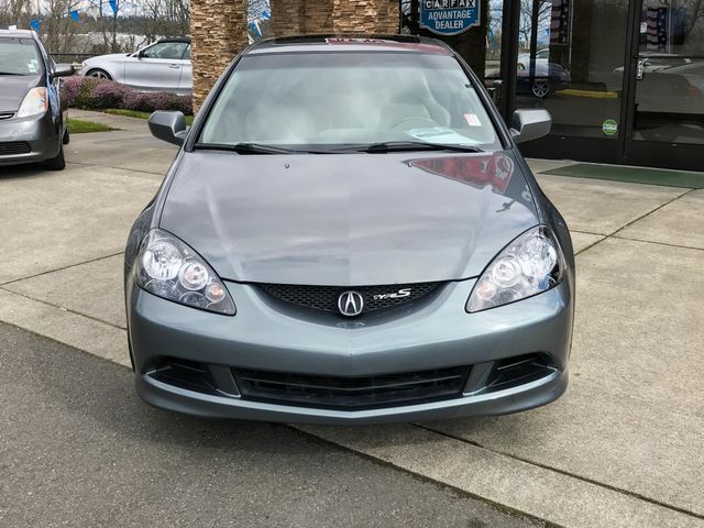 2006 Acura RSX Type-S Leather The CARFAX Buy Back Guarantee that comes with this vehicle means tha