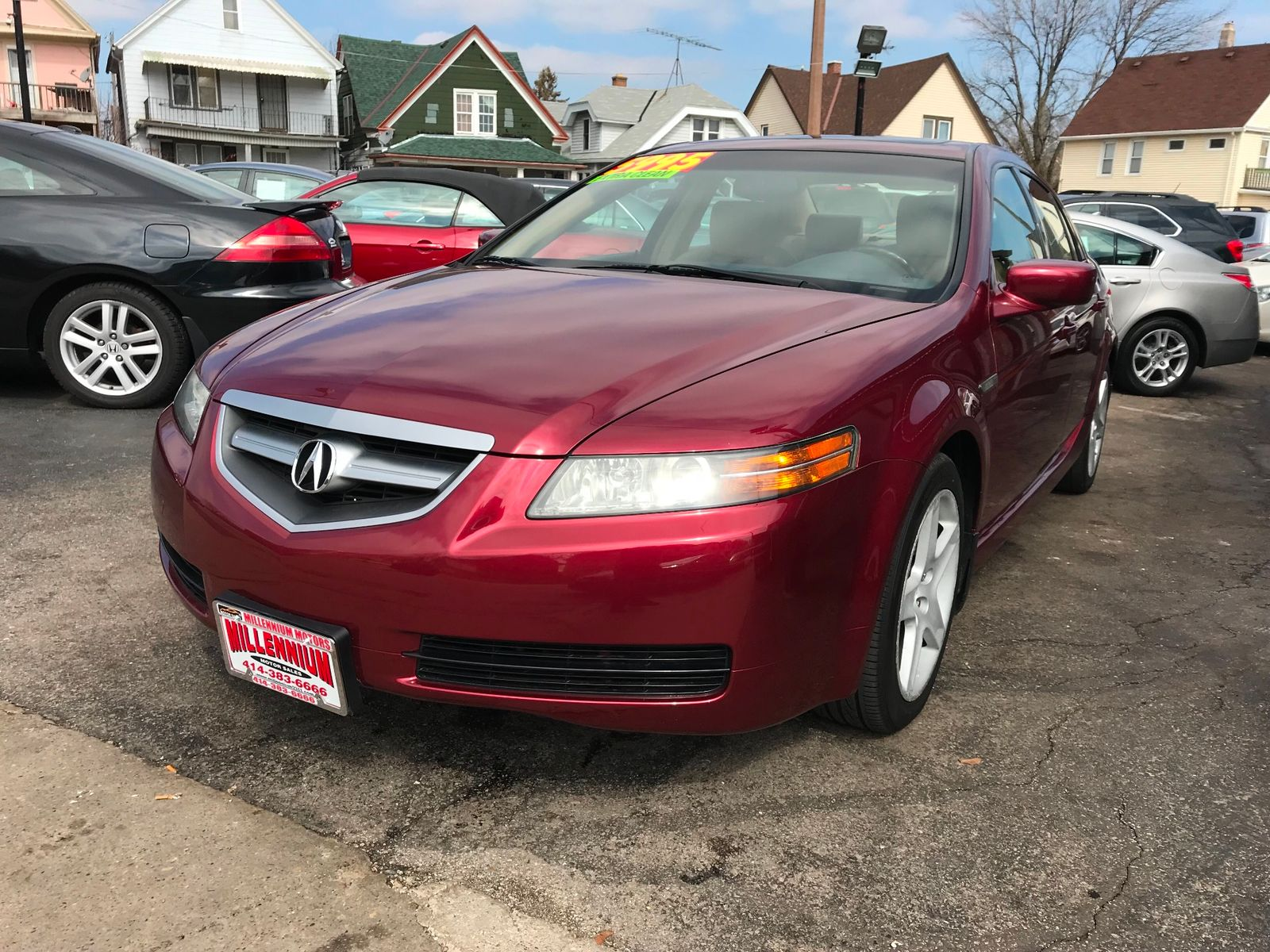 sales tl millennium of for wisconsin acura new motor city sale