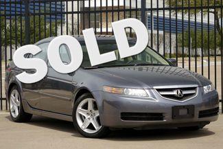 2006 Acura TL 1-OWNER * Navigation * SUNROOF * Heated Seats * TX Plano, Texas