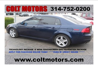2006 Acura TL Navigation System St. Louis, Missouri