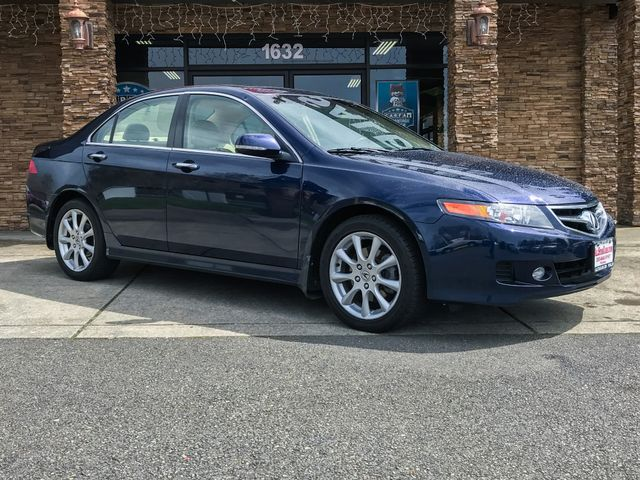 2006 Acura TSX Base New Price Blue 2006 Acura TSX Base FWD 5-Speed Automatic with Sequential Spor