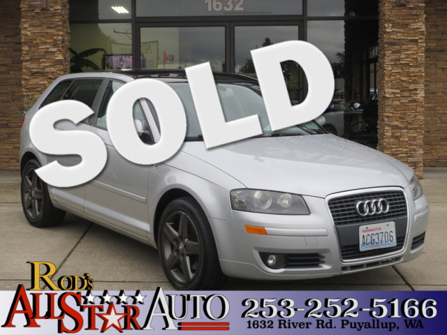 2006 Audi A3 Premium The CARFAX Buy Back Guarantee that comes with this vehicle means that you can