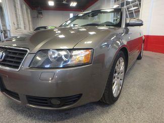 2006 Audi A4 3.0 Convertible QUATTRO, LOW LOW MILES 3.0L Saint Louis Park, MN 23