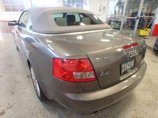 2006 Audi A4 3.0 Convertible QUATTRO, LOW LOW MILES 3.0L Saint Louis Park, MN 11