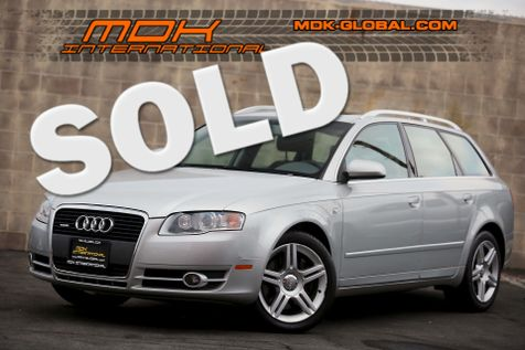 2006 Audi A4 2.0T AVANT - Heated seats in Los Angeles