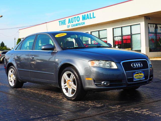 2006 Audi A4 2.0T | Champaign, Illinois | The Auto Mall of Champaign in  Illinois
