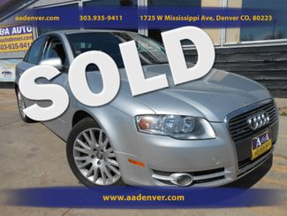 2006 Audi A4 2.0T | Denver, CO | A&A Automotive of Denver in Denver, Littleton, Englewood, Aurora, Lakewood, Morrison, Brighton, Fort Lupton, Longmont, Montbello, Commerece City CO