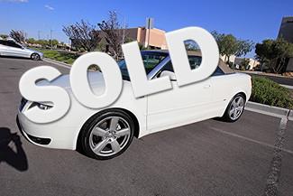 2006 Audi A4 *PREM PKG* NAVI*  1.8T* S LINE* FULLY LOADED* CONVERTIBLE Las Vegas, Nevada