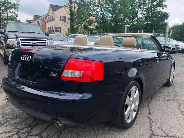 2006 Audi A4 3.0L Sterling, Virginia 2