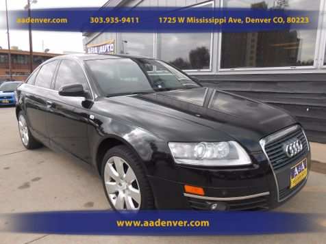 2006 Audi A6 3.2L Quattro | Denver, CO | A&A Automotive of Denver in Denver, CO