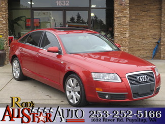 2006 Audi A6 in Puyallup Washington