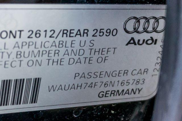 2006 Audi A6 3.2L Reseda, CA 44
