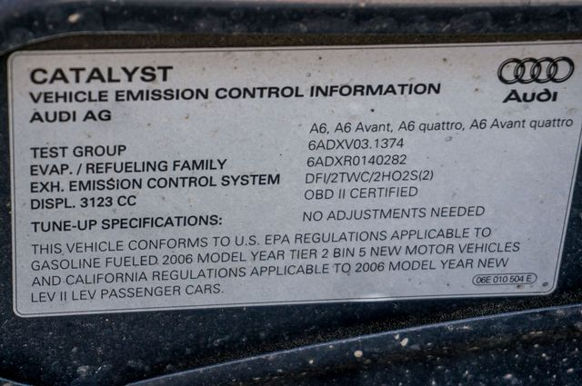 2006 Audi A6 3.2L Reseda, CA 42