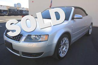 2006 Audi S4* CONVERTIBLE* AUTO* V8* LEATHER*  BOSE*AWD* HEATED* SPRT PKG* WOW Las Vegas, Nevada