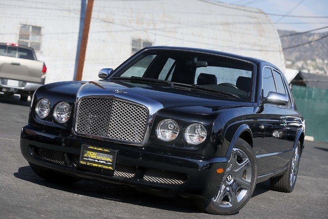 2006 Bentley Arnage R - BLUE TRAIN EDITION - 130 MADE  city California  MDK International  in Los Angeles, California