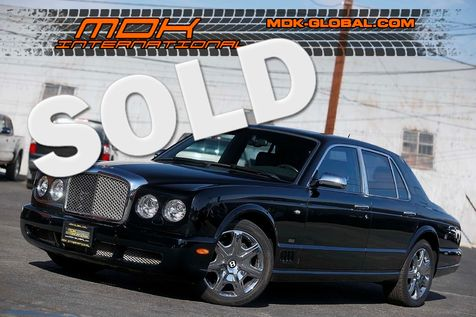 2006 Bentley Arnage R - BLUE TRAIN EDITION - 1/30 MADE in Los Angeles