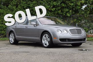 2006 Bentley Continental Flying Spur Hollywood, Florida 0