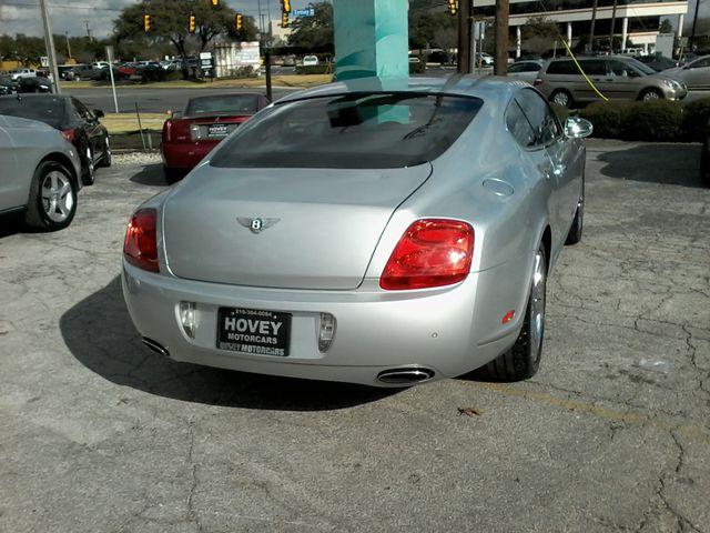 2006 Bentley Continental GT San Antonio, Texas 3