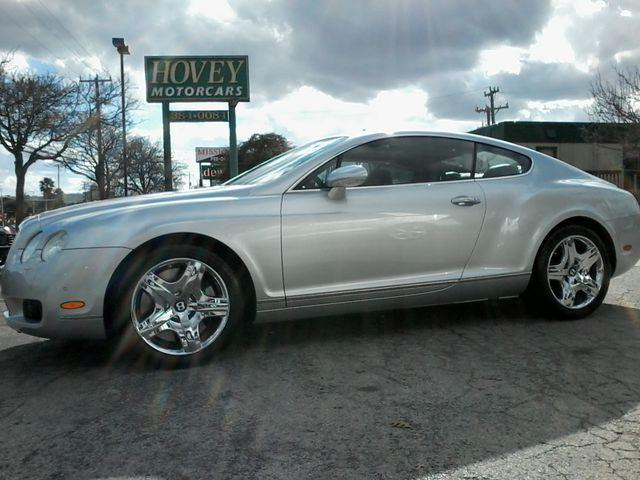 2006 Bentley Continental GT San Antonio, Texas 6