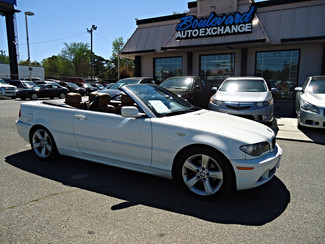 2006 BMW 325Ci CONVERTABLE Charlotte, North Carolina