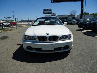 2006 BMW 325Ci CONVERTABLE Charlotte, North Carolina 10