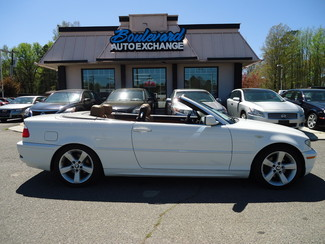 2006 BMW 325Ci CONVERTABLE Charlotte, North Carolina 2
