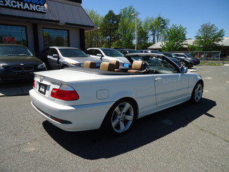2006 BMW 325Ci CONVERTABLE Charlotte, North Carolina 3
