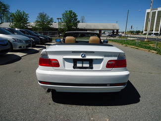 2006 BMW 325Ci CONVERTABLE Charlotte, North Carolina 4