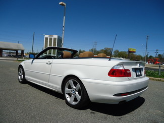 2006 BMW 325Ci CONVERTABLE Charlotte, North Carolina 5