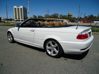 2006 BMW 325Ci CONVERTABLE Charlotte, North Carolina 6