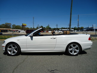 2006 BMW 325Ci CONVERTABLE Charlotte, North Carolina 7