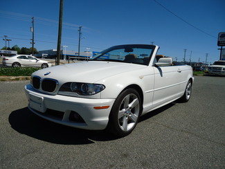 2006 BMW 325Ci CONVERTABLE Charlotte, North Carolina 9