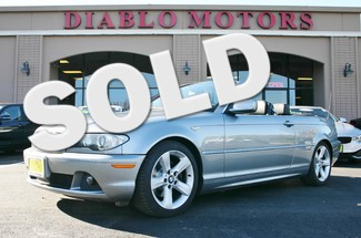 2006 BMW 325Ci Convertible with Sport Package