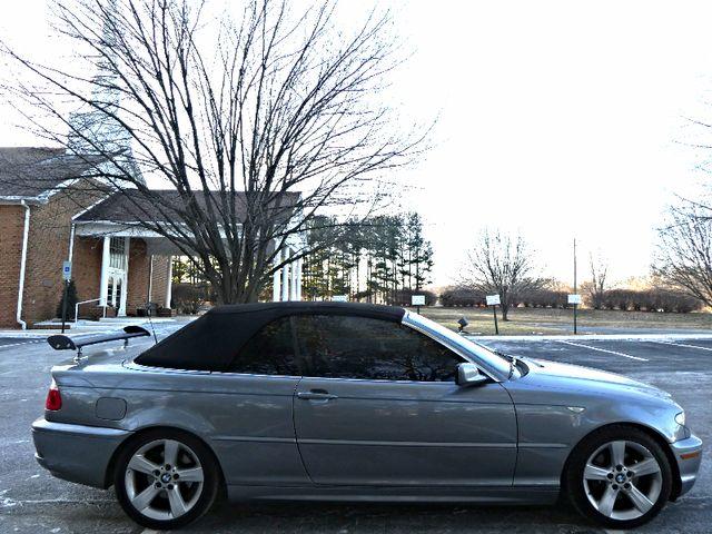 2006 BMW 325Ci Leesburg, Virginia 12
