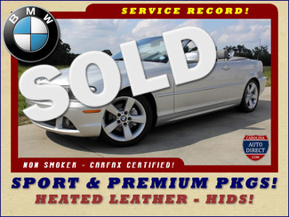 2006 BMW 325Ci SPORT & PREMIUM PKG - HEATED LEATHER! Mooresville , NC