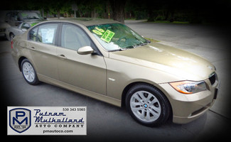 2006 BMW 325i 3 Series Sedan Chico, CA