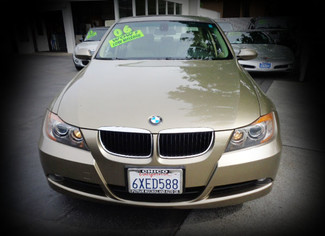 2006 BMW 325i 3 Series Sedan Chico, CA 6