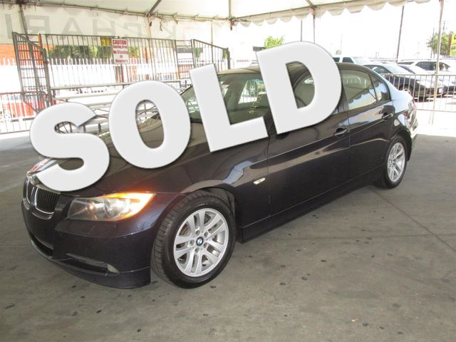 2006 BMW 325i This particular Vehicles true mileage is unknown TMU Please call or e-mail to ch
